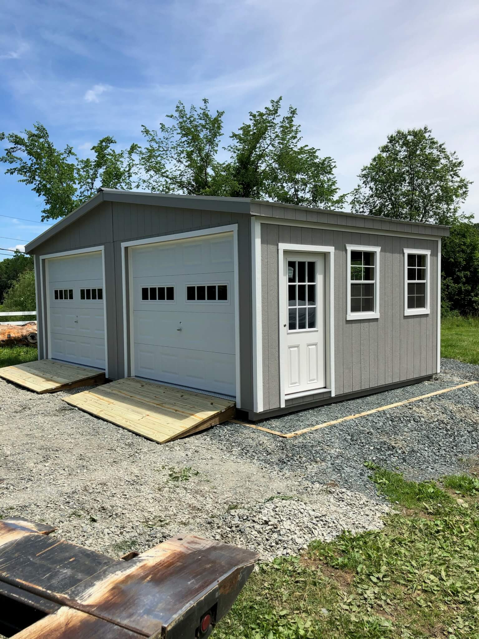 Garages Mohawk Valley Sheds Cabins And More Quality Storage Solutions In Fonda Ny