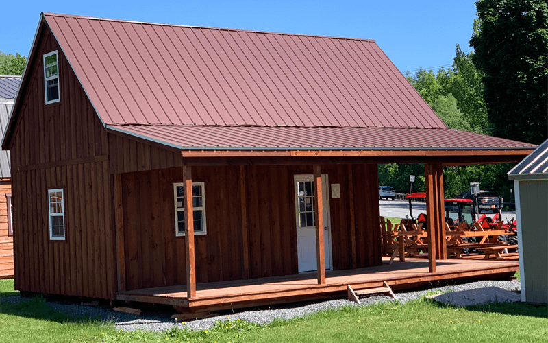 Home - Mohawk Valley Sheds Cabins and More    | Quality